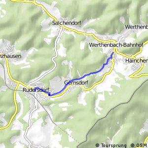RSW (SI-27) Netphen-Irmgarteichen - (SI-28) Wilnsdorf-Rudersdorf