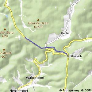 RSW (SI-17) Netphen-Nenkersdorf - (SI-18) Netphen-Nenkersdorf