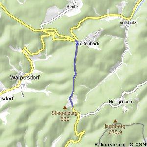 RSW (SI-18) Netphen-Nenkersdorf - (SI-25) Netphen-Nenkersdorf