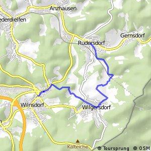 RSW (SI-28) Wilnsdorf-Rudersdorf - (SI-30) Wilnsdorf