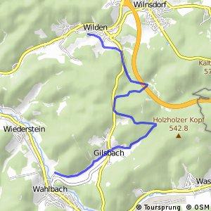 RSW (SI-31) Wilnsdorf-Wilden - (SI-32) Burbach-Wahlbach