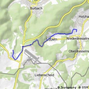 RSW (SI-34) Burbach-Lippe - (SI-35) Burbach-Holzhausen