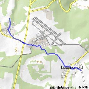 RSW (SI-34) Burbach-Lippe - (WW-xx) Rennerod-Liebenscheid
