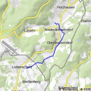 RSW (SI-35) Burbach-Holzhausen - (WW-xx) Rennerod-Liebenscheid