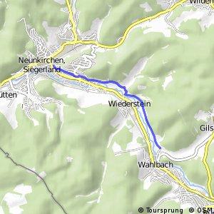 RSW (SI-32) Burbach-Wahlbach - (SI-55) Neunkirchen