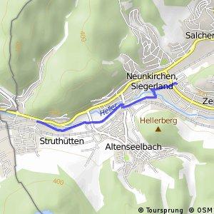 RSW (SI-55) Neunkirchen - (SI-56) Neunkirchen