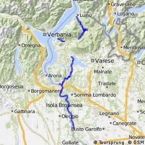Ciclovia Ticino