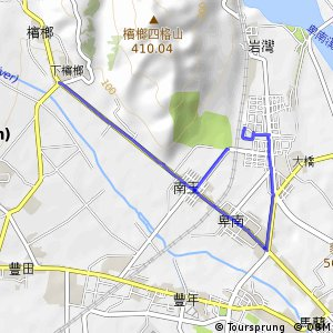 臺東站支線(往西)