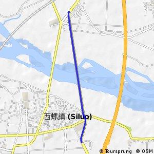 溪洲大橋環線