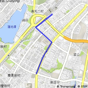 高鐵左營站支線