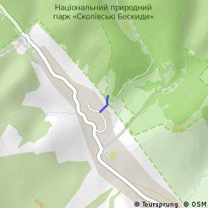"""Вишиваний Шлях - Історико-культурний заповідник """"Тустань"""""""