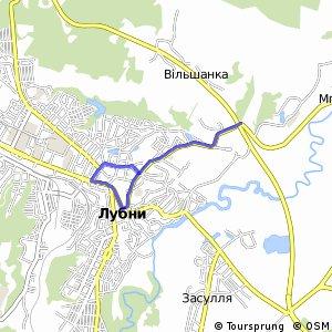 Вишиваний Шлях - місто Лубни