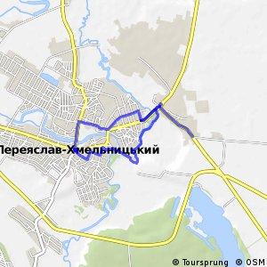 Вишиваний Шлях - місто Переяслав-Хмельницький