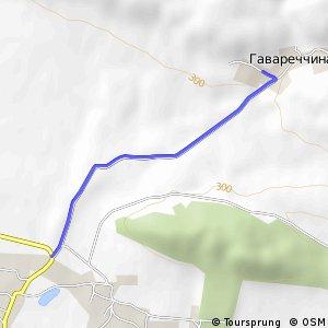 Вишиваний Шлях - село Гавареччина