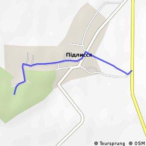 Вишиваний Шлях - село Підлисся