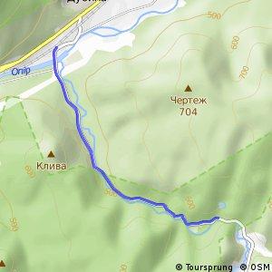 Вишиваний Шлях - озеро Журавлине, село Дубина