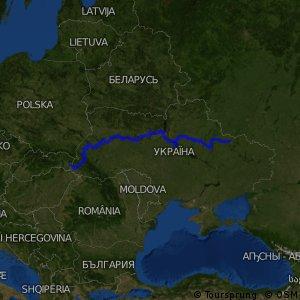 Вишиваний Шлях - 1.Ужгород-Харків