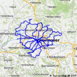 Fahrradregion Hannover