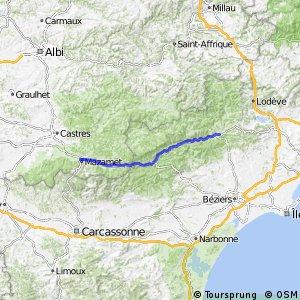 Voie Verte du Haut-Languedoc
