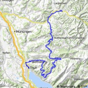 rcn 99 - Etappe 4 (Thun - Langnau)