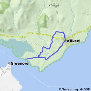 Route 4 - The Cranfield / Greencastle Route