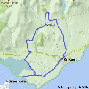 Route 5 - The Knockchree Route