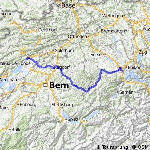 rcn 24 - Emmental-Entlebuch (Biel-Luzern)